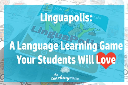 Linguapolis: A Fun English Language Game Your Students Will Love - The Teaching Cove