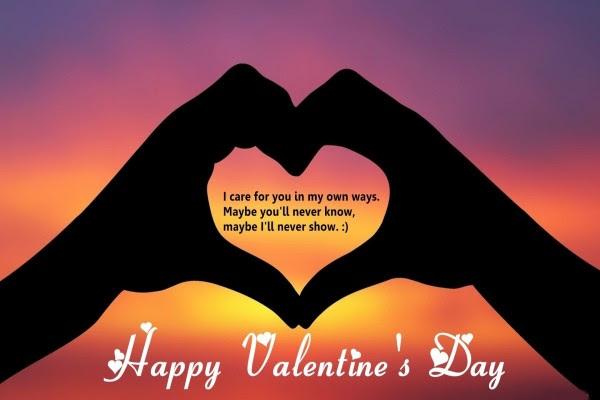 Feliz Dia De San Valentin Y Una Bonita Frase De Amor 54293