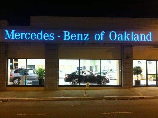 Mercedes Benz of Oakland - Oakland, CA - Yelp