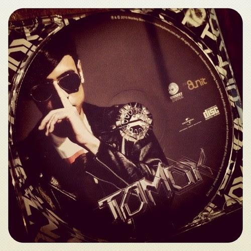 CD Album Tomok