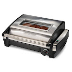 Hamilton Beach Searing Grill with Glass