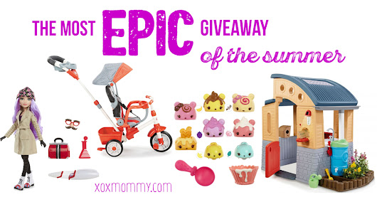 The Giveaway You NEED to Enter this Summer