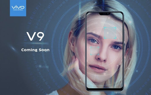 The Vivo V9 all set to launch in India on March 23