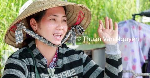 Vietnam || Tan Hiep Village Market || Kien Giang Province