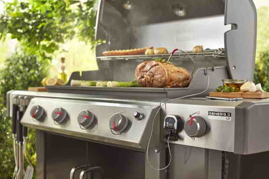 Grillthermometer iGrill und Grill Eye - connected grilling 2017