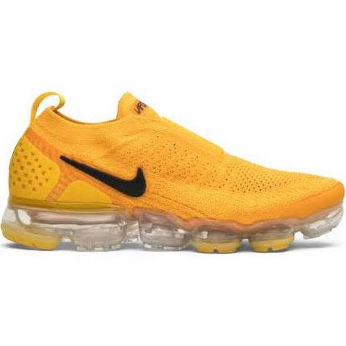 fa38978cab6a Nike Air Vapormax Flyknit Moc 2 - Womens Running Shoes University Gold