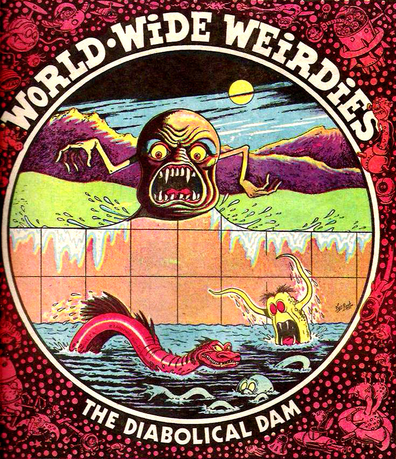 Ken Reid - World Wide Weirdies 112