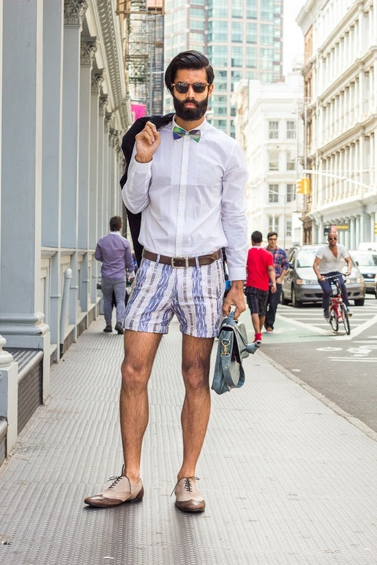 Last nod to summer. Tommy Hilfiger has never looked so good.Want to see more from Rameet Chawla's closet?