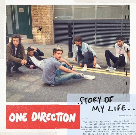 First Listen: One Direction - 'Story Of My Life'
