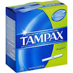 Tampax Oef Super Size 20s -PACK 3
