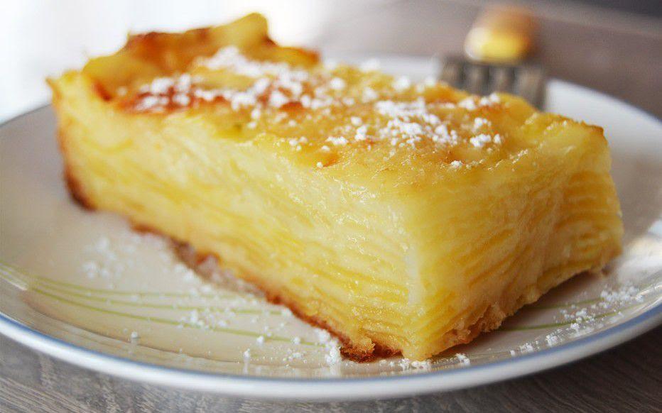 Le fameux gâteaux aux pommes light - Les recettes lights ...
