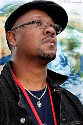 Davey D : Oakland Hip Hop Journalist and Blogger now at Zennie62