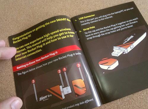 smart bro rocket plug-it