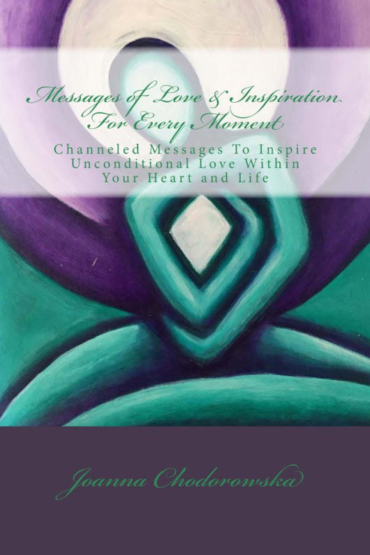My book, Messages of Love & Inspiration is available!
