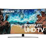 "Samsung 8 Series UN55NU8500F - 55"" Curved LED Smart TV - 4K UltraHD"
