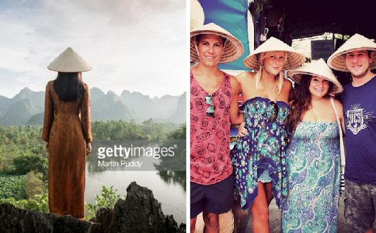 Travel Stock Photos Vs Travel in Real Life - The World and Then Some