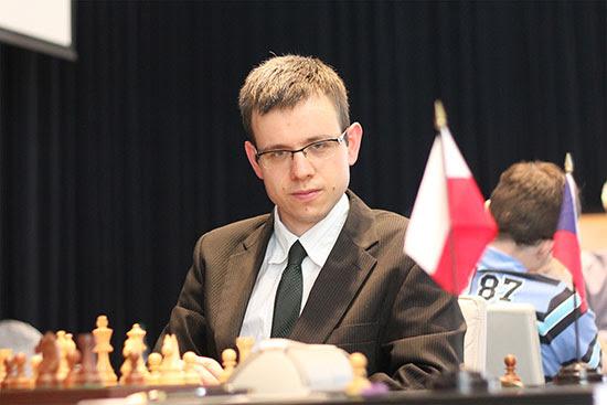 Resultado de imagem para david navara chess foto