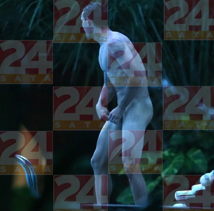 croacia jogadores nus na piscina
