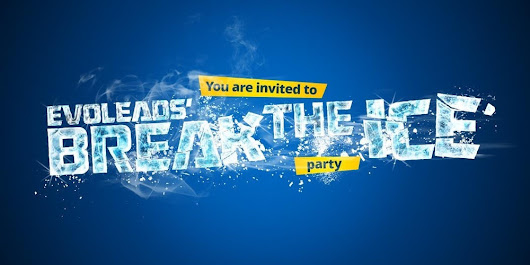 Evoleads Break the Ice Party