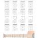 Essentia Chords, Guitar Blank Chord Boxes