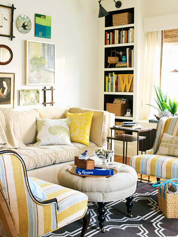 Small House? Solutions for More Space {and a small space linky ...