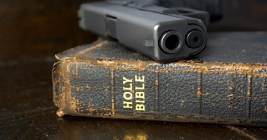 Christian Gun Owners Are Heretics