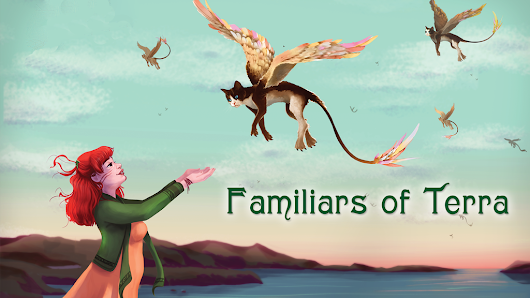 Update 5: Funded & Stretch Goals! · Familiars of Terra: A Tabletop Roleplaying Game