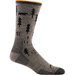 Men's Darn Tough ABC Boot Sock Cushion Taupe