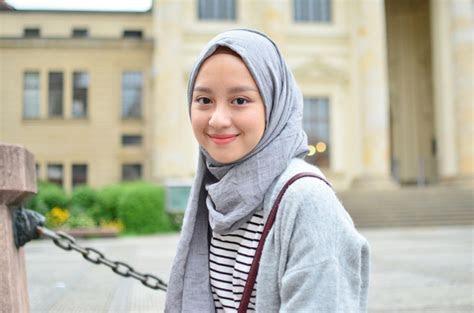 gita savitri menjadi satu satunya wanita indonesia