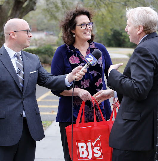 BJ's Wholesale Club Surprises Teachers in Charleston, Summerville and Area Towns with Donation of