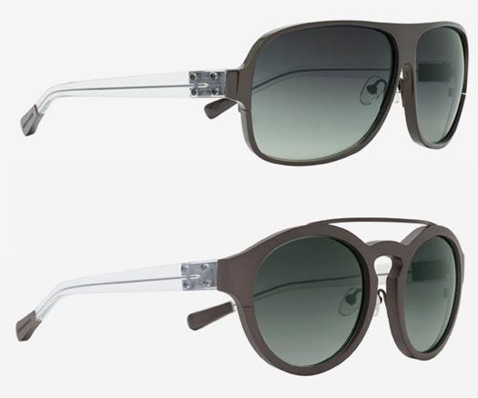 k3 Gafas de Kris van Assche para Linda Farrow