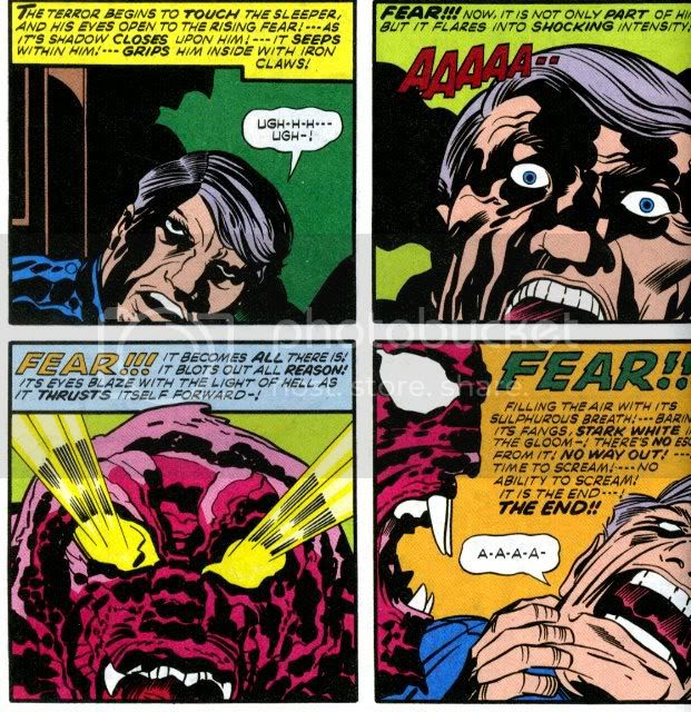From Jack Kirby's The Demon