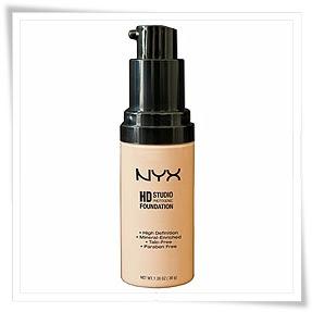 NYX Cosmetics HD Studio Photogenic Collection 4 NYX Cosmetics HD