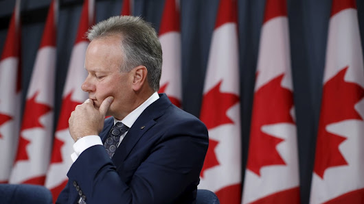 Bank of Canada holds key interest rate steady at 0.5%
