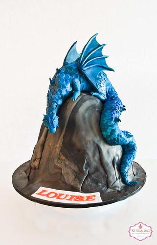 Dragon Cake-1