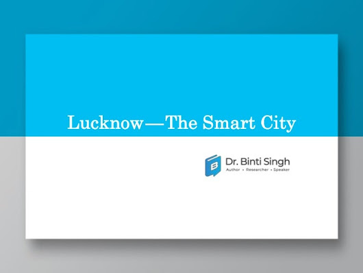 Lucknow — the smart city