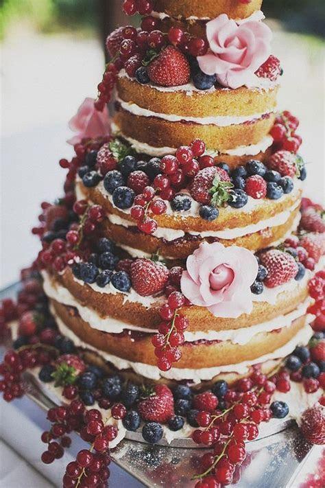 Naked Cake   Blog da Flaviana