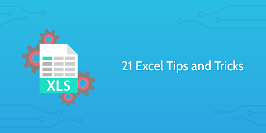 21 Excel Tips and Tricks to Boost Business | Process Street