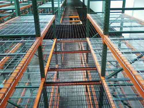 Warehouse Catwalk Systems - Common Uses and Applications
