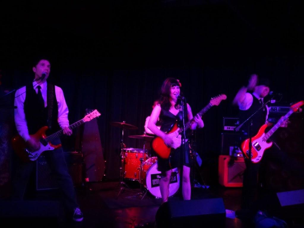 The Evil Streaks Fete Music Providence October 2012