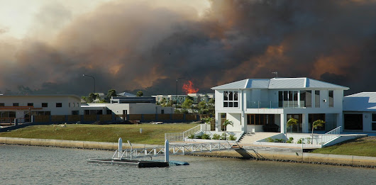 Where to take refuge in your home during a bushfire