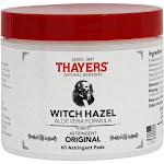 Thayers Witch Hazel Astringent Pads Original with Aloe Vera 60 Pad(s)
