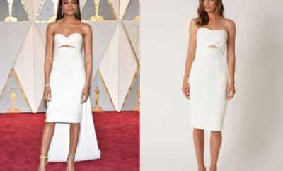 Get Naomie Harris' Oscar Look for Less with Black Halo