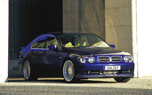 A Look Back At Alpina's 50-Year History: Video