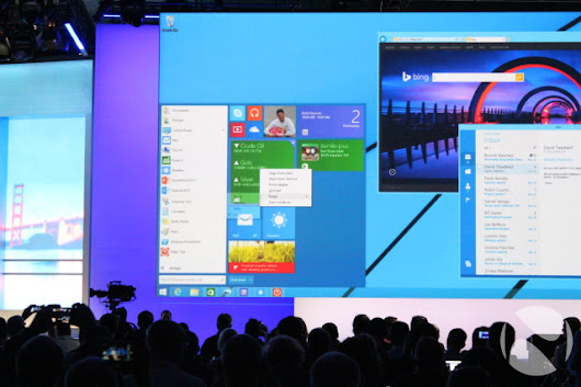 Microsoft bringing Start menu back in future Windows 8.1 update - Neowin