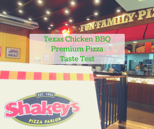 Shakey's Pizza Parlor Ramon Magsaysay - The New Premium Pizza Taste Test - My Gracious Life