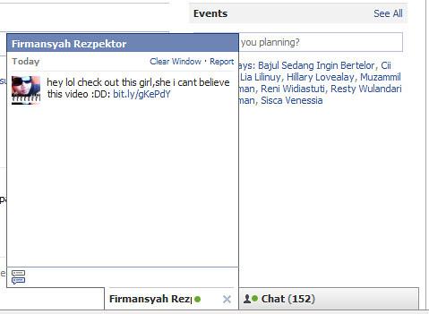 Link Trojan Chat Room