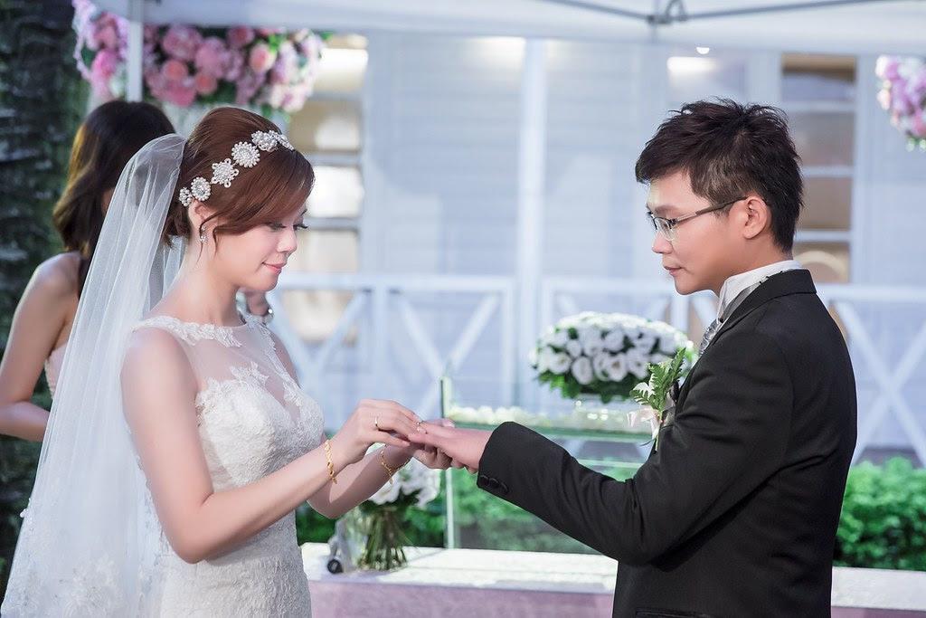 093青青時尚會館戶外婚禮
