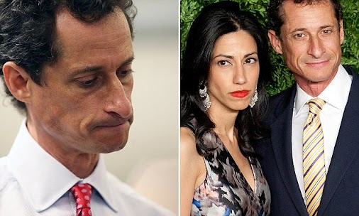 Anthony Weiner talks about stripping and calls himself a 'mongoose' in flirty exchange with a man who...