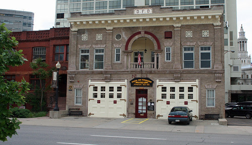 Denver Firefighters Museum by Jeffrey Beall